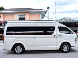 Used 2017 Toyota Hiace at 9000 km for sale in Lemery