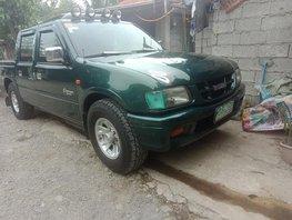 Selling Green Isuzu Fuego 1999 Manual Diesel in Isabela