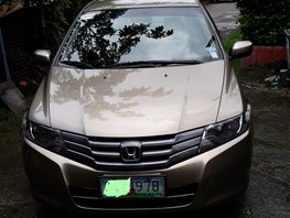 Used Honda City 2011 for sale in Pasig