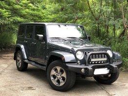 2017 Jeep Wrangler for sale in Parañaque