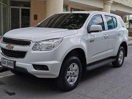 2014 Chevrolet Trailblazer for sale in Quezon City