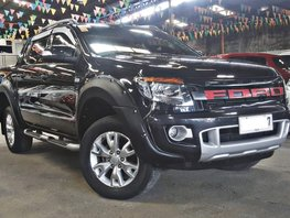 Used 2015 Ford Ranger Diesel Manual for sale in Quezon City