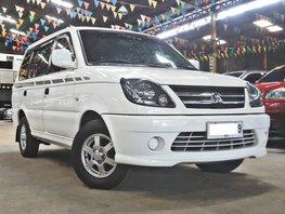 White 2014 Mitsubishi Adventure Diesel Manual for sale