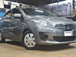 Sell Used 2017 Mitsubishi Mirage G4 at 21000 km in Quezon City