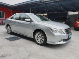 Selling Toyota Camry 2013 G Automatic in Las Pinas
