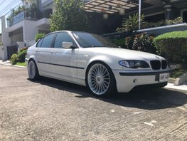 White 2002 Bmw 318i at 119000 km for sale