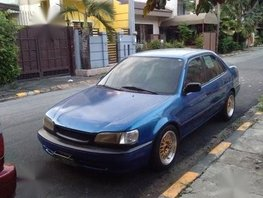 2nd Hand Blue 1998 Toyota Corolla for sale