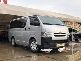 Used 2018 Toyota Hiace Manual Diesel for sale