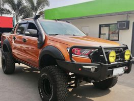 Used 2015 Ford Ranger Truck at 28000 km for sale in Bulacan