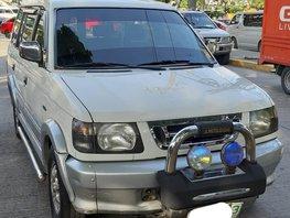 Sell White 2000 Mitsubishi Adventure Manual Gasoline in Manila