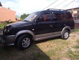 Black 2011 Mitsubishi Adventure at 51000 km for sale in Laguna
