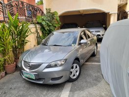 Selling Used Mazda 3 2005 Sedan in Rizal