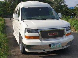White 2011 Gmc Savana Automatic Gasoline for sale