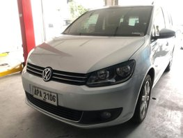 Sell Used 2014 Volkswagen Touran Automatic Diesel