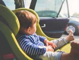 Top 5 advanced car gadgets to prevent in-car heat stroke for children