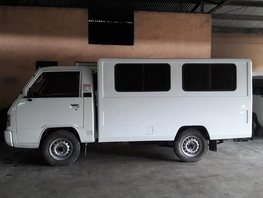 White 2015 Mitsubishi L300 Manual Diesel for sale in Makati