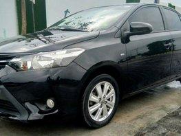 Selling Black Toyota Vios 2018 at 9000 km in Pampanga