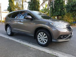 Selling Used Honda Cr-V 2014 Automatic Gasoline in Las Pinas