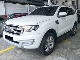 White 2016 Ford Everest for sale in Quezon City