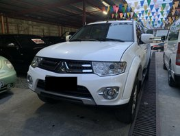 Used 2014 Mitsubishi Montero Sport at 39000 km for sale in Quezon City