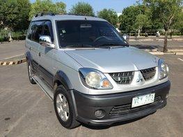 Selling Used Mitsubishi Adventure 2005 Manual Diesel