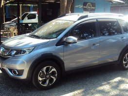 Selling Used Honda BR-V Automatic Gasoline at 5000 km