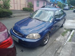 Selling Used Honda Civic 1996 at 105000 km in Quezon City