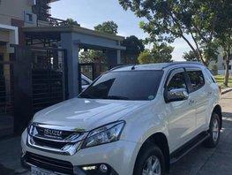 Selling Used Isuzu Mu-X 2016 at 17000 km in Pampanga