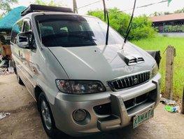 Sell White 2002 Hyundai Starex Manual Diesel in Isabela