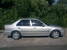 Grey Honda City 1999 for sale in Indang