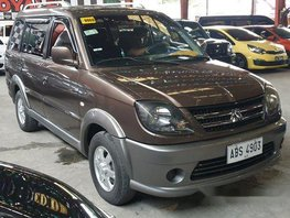 Selling Brown Mitsubishi Adventure 2015 at 28364 km