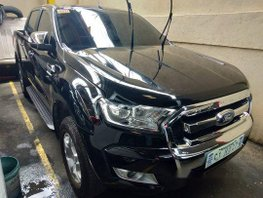 Black Ford Ranger 2018 for sale in Quezon City