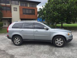 Sell Silver 2010 Volvo Xc90 at 80000 km