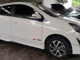Sell White 2019 Toyota Wigo in Quezon City