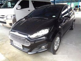 Selling Black Ford Fiesta 2014 in Parañaque