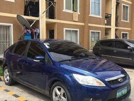 Sell Blue 2012 Ford Focus Automatic Gasoline at 62000 km