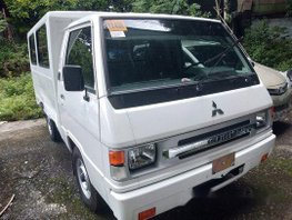 White Mitsubishi L300 2017 at 6000 km for sale