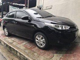 Selling Black Toyota Vios 2019 Automatic Gasoline