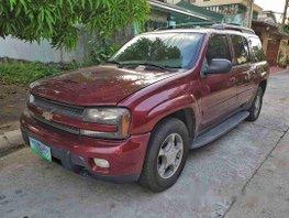 Sell Red 2005 Chevrolet Trailblazer Automatic Gasoline at 60000 km