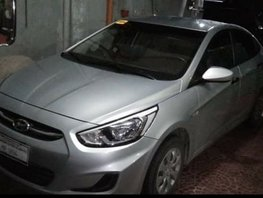 Used Hyundai Accent 2016 Gasoline Manual at 19000 km for sale