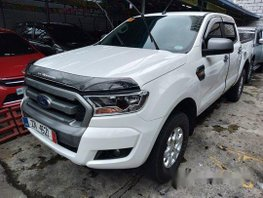 Sell White 2017 Ford Ranger in Quezon City