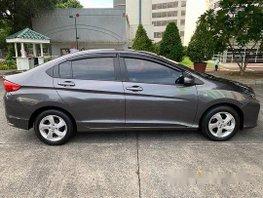 Grey Honda City 2014 at 23800 km for sale