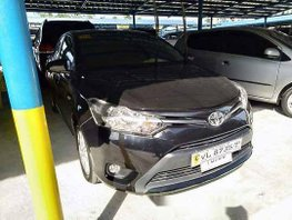 Black Toyota Vios 2017 at 13296 km for sale