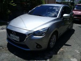 Sell Silver 2016 Mazda 2 Automatic Gasoline at 23000 km