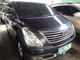 Grey Hyundai Grand Starex 2014 at 20141 km for sale
