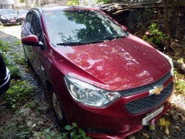 Sell Red 2018 Chevrolet Sail in Makati