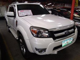 Sell White 2010 Ford Ranger at 107539 km