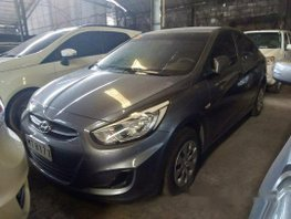 Grey Hyundai Accent 2018 for sale in Makati