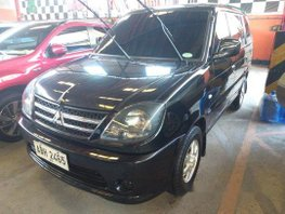 Selling Black Mitsubishi Adventure 2015 in Quezon City