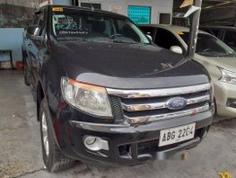 Sell Black 2015 Ford Ranger Automatic Diesel at 46000 km